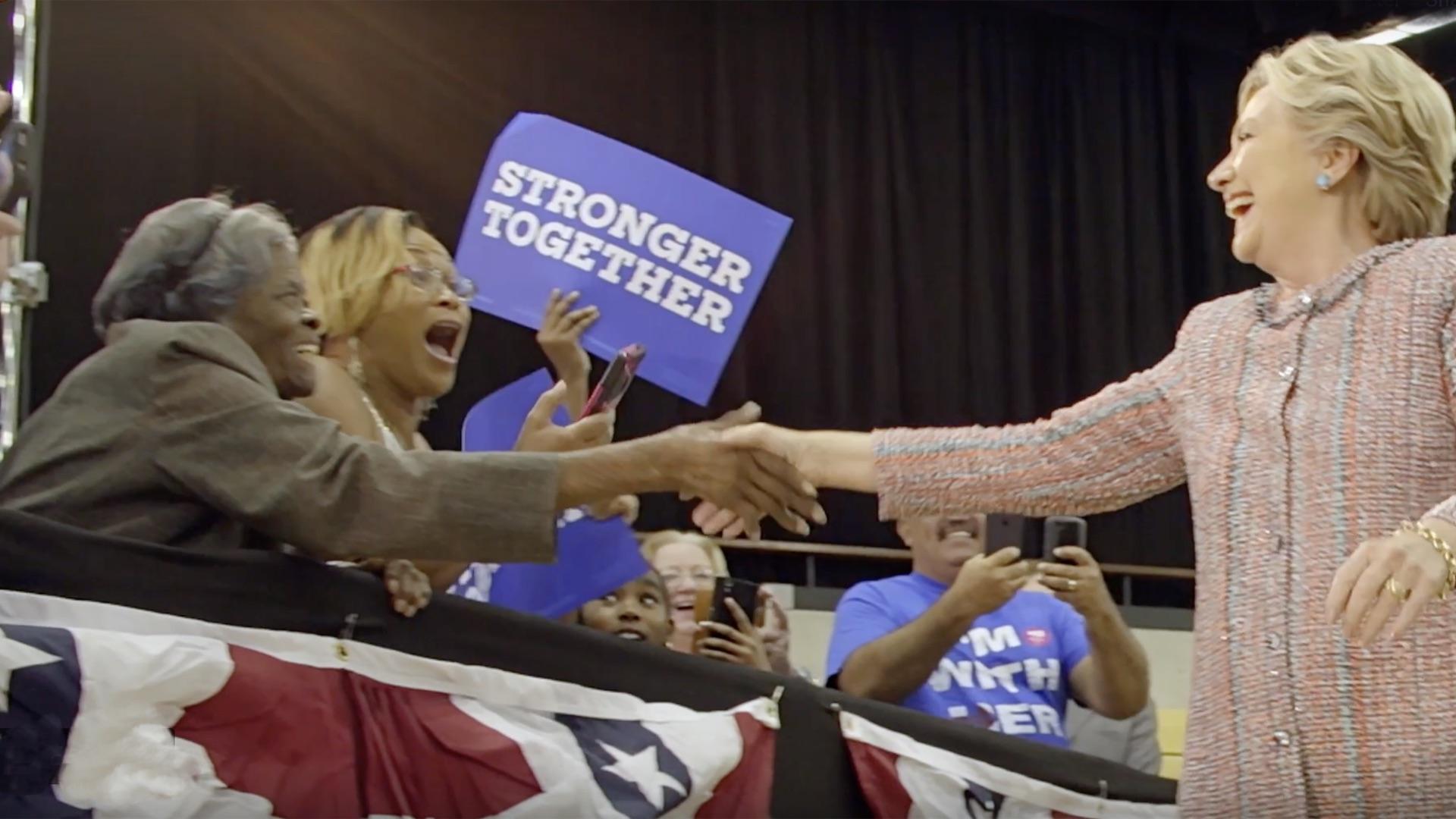 Roar: Hillary Clinton for America